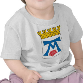 Vasteras Coat of Arms Tee Shirts