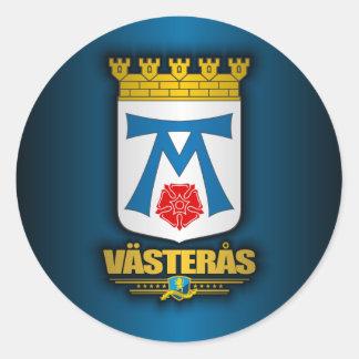 Vasteras Sticker