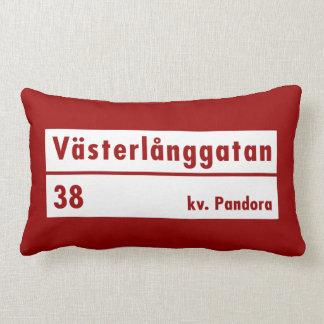 Västerlånggatan Estocolmo placa de calle sueca