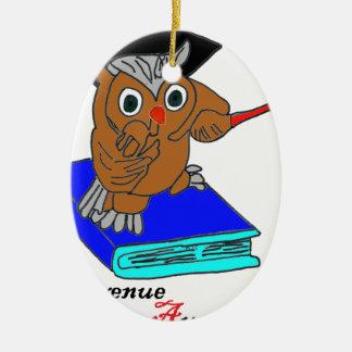 VAT 2013.png Ceramic Ornament