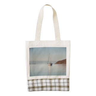 Vatersay Bay Zazzle HEART Tote Bag