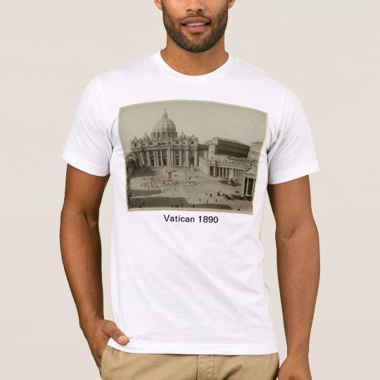 Vatican 1890 Shirt