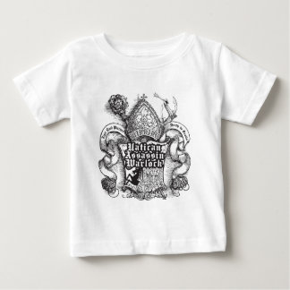 Vatican Assassin Warlock Baby T-Shirt