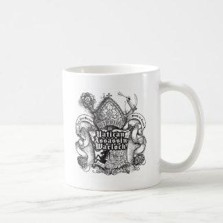 Vatican Assassin Warlock Coffee Mug