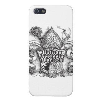 Vatican Assassin Warlock iPhone 5 Covers