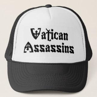 Vatican Assassins Trucker Hat