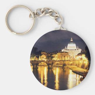 Vatican Bridge Of Angels Keychain