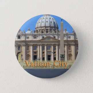 Vatican City Button