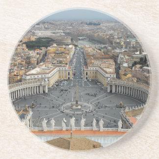 Vatican City Drink Coasters