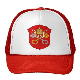 Vatican City Coat of Arms detail Trucker Hat