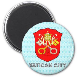Vatican City Coat of Arms Fridge Magnet