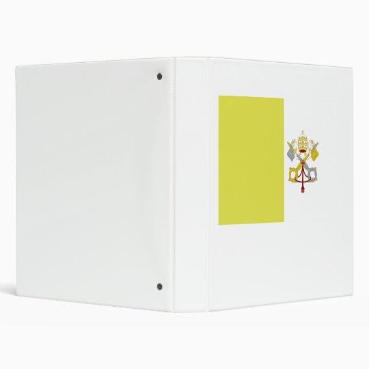 Vatican City Flag Binder