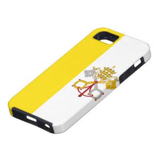 Vatican City Flag Iphone 5 Case-Mate Case