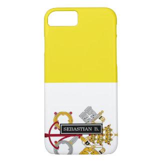 Vatican City flag iPhone 8/7 Case