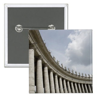 Vatican City is a city-state that came into 2 Inch Square Button