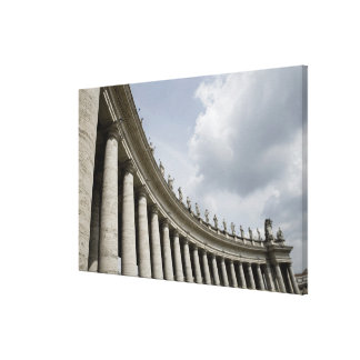 Vatican City is a city-state that came into Canvas Print