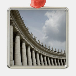 Vatican City is a city-state that came into Metal Ornament
