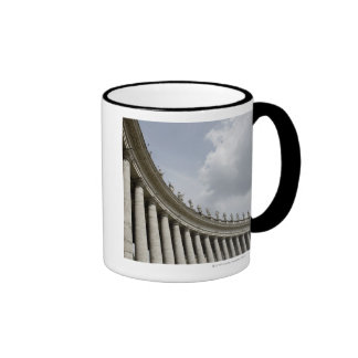 Vatican City is a city-state that came into Ringer Coffee Mug