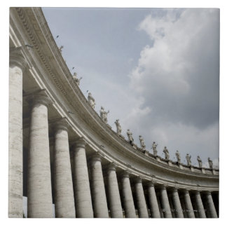 Vatican City is a city-state that came into Large Square Tile