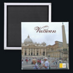 """Vatican city Italy cool magnet<br><div class=""""desc"""">Vatican city Italy cool magnet</div>"""
