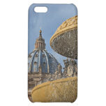 Vatican City - St Peters Square Fountain Case For iPhone 5C