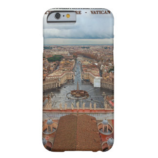 Vatican City - St Peters Square View Barely There iPhone 6 Case