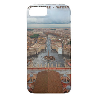 Vatican City - St Peters Square View iPhone 7 Case