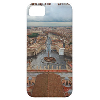 Vatican City - St Peters Square View iPhone SE/5/5s Case