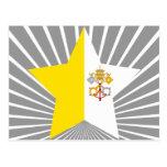 Vatican+City Star Post Cards