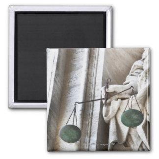 Vatican City statue Magnet