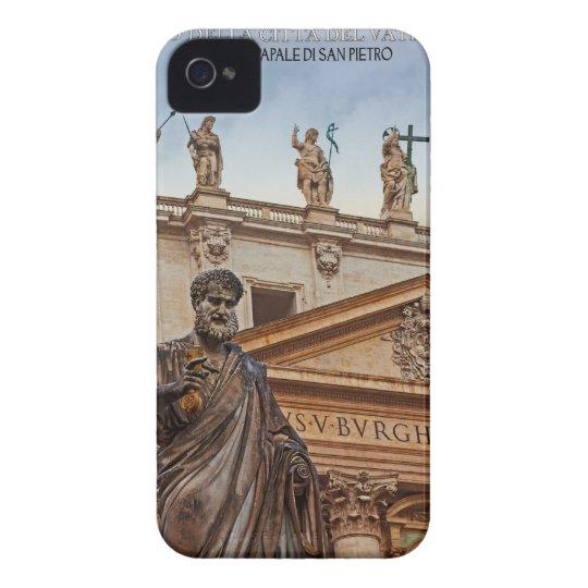 Vatican City Statues iPhone 4 Case