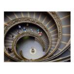 Vatican, escalera al cielo, Roma, Italia Postales