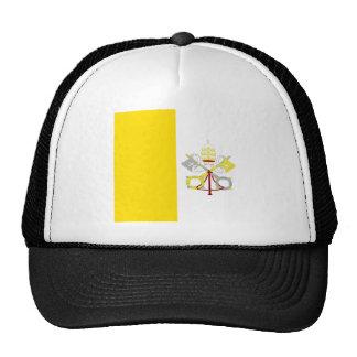 Vatican High quality Flag Trucker Hat