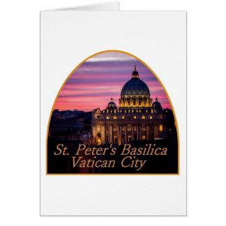 VATICAN Italy Card