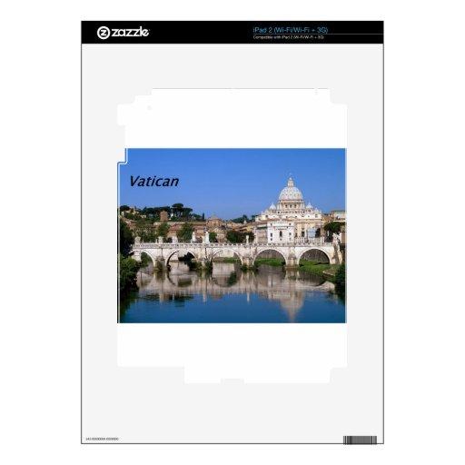 -Vatican--[kan] - .JPG Calcomanías Para El iPad 2