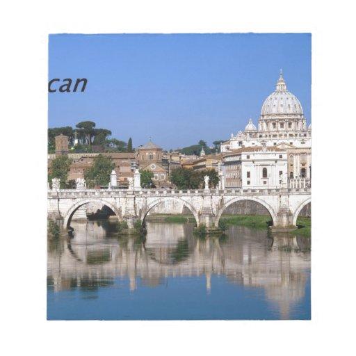 -Vatican--[kan] - .JPG Libretas Para Notas