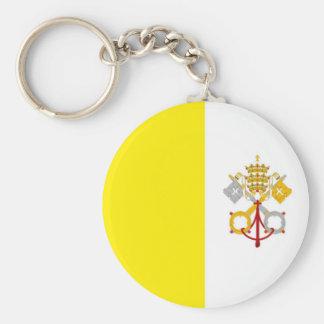 Vatican Keychains