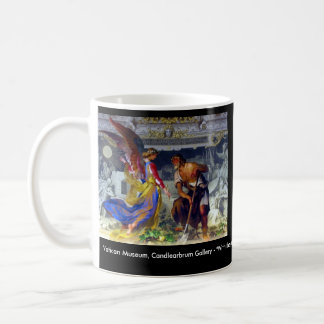 Vatican Museum, Candlearbrum Gallery /Mug size11oz