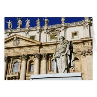 Vatican museum card