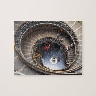 Vatican museum jigsaw puzzle