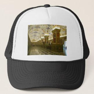 vatican museum trucker hat