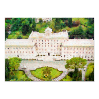 Vatican painting card