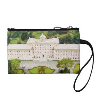 Vatican painting coin wallet