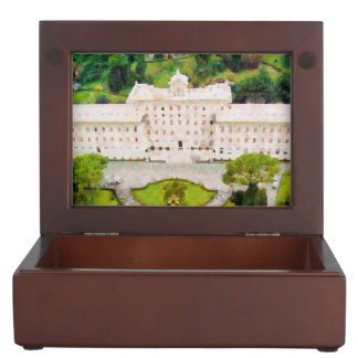 Vatican painting keepsake box