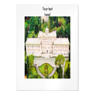 Vatican painting magnetic card