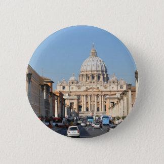Vatican, Rome, Italy Pinback Button