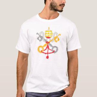 Vatican Seal Drawing T-Shirt