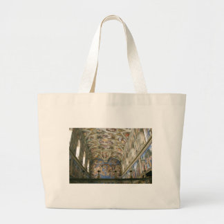 Vatican Sistine Chapel Tote Bag