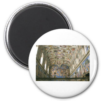 Vatican Sistine Chapel Fridge Magnets