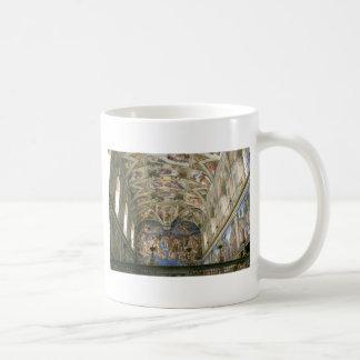 Vatican Sistine Chapel Coffee Mugs